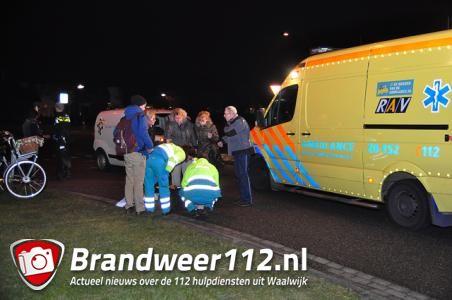 Meisje raakt gewond na aanrijding met auto aan de Cartografenweg Waalwijk