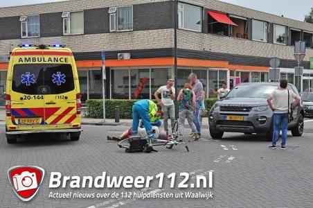 Man aangereden op beruchte kruising aan de Grotestraat Waalwijk