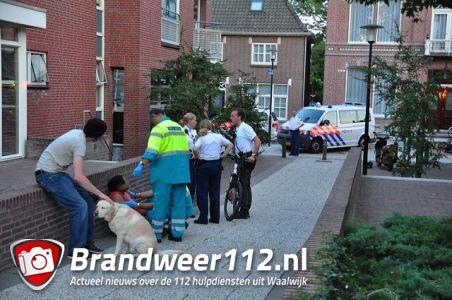 Vrouw zwaar mishandeld op de Winterdijk Waalwijk