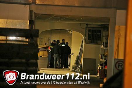 UPDATE: Politie ontdekt groot xtc-lab aan de Grotestraat Waalwijk