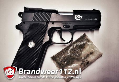 34-jarige Waalwijker aangehouden in de Stationsstraat in Waalwijk