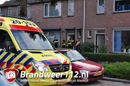 UPDATE: Gewonde bij steekpartij aan de Cesar Francklaan Waalwijk