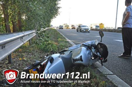 UPDATE: Verongelukte motorrijder op A59 is 45-jarige man uit Drunen