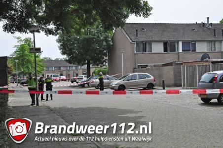 UPDATE: Schietpartij aan de Max Regerpark Waalwijk