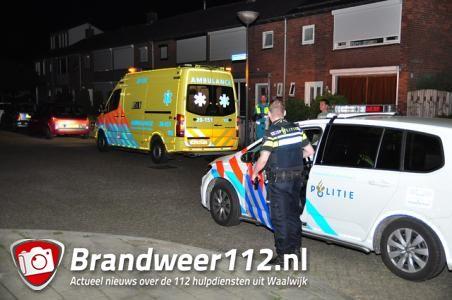 Bestuurster aangehouden na ongeval aan de Wijnruitstraat Waalwijk
