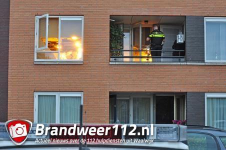 Grote politie inval aan de Louis Paul Boonhof Waalwijk