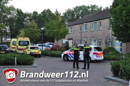 Kind overleden in Waalwijk; oorzaak onbekend