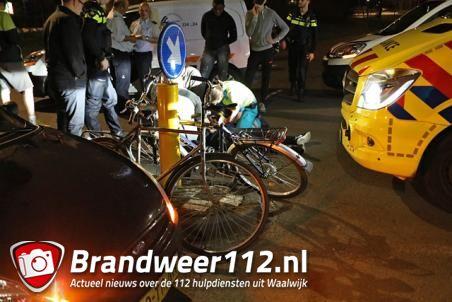 Fietser aangereden aan de Drunenseweg Waalwijk