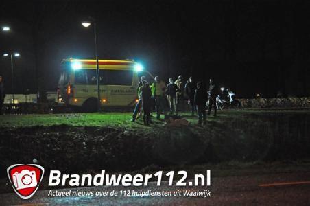 Meisje onderkoeld gevonden langs Halve Zolenpad, omstanders halen dekens