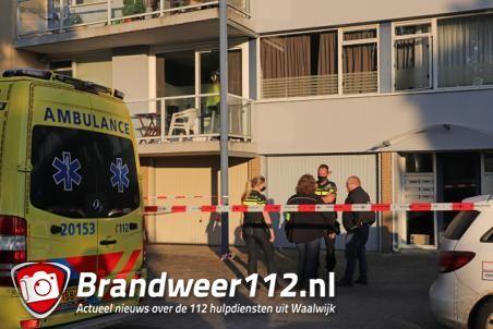 Man neergestoken aan de van Renesse van Baarstraat Waalwijk