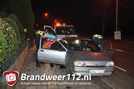 UPDATE: 2 mannen aangehouden aan de Groenewoudlaan Waalwijk