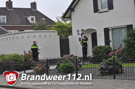 Uitgebreid buurtonderzoek aan de Kasteellaan Waalwijk