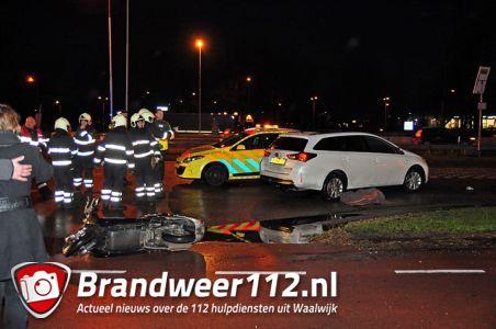 38-jarige man uit Waalwijk overleden bij aanrijding met auto aan de Altenaweg Waalwijk