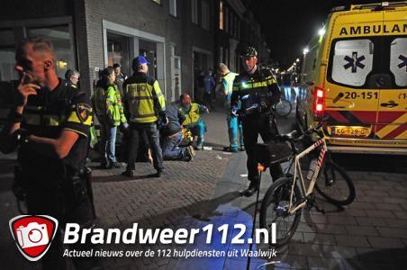 UPDATE: Man gewond door vechtpartij na 'Swingen in de Stad' in Waalwijk