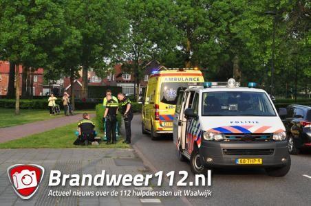 UPDATE: Drugsgebruiker draait door aan de Van de Merwedelaan in Waalwijk