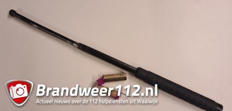 Jongen aangehouden aan de Taxandriaweg Waalwijk
