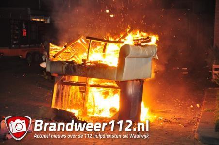 Bankstellen moeten het ontzien in Waalwijk
