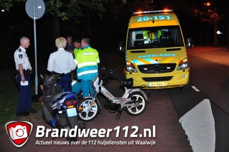 Aanrijding door teveel alcohol aan de Floris V-laan Waalwijk