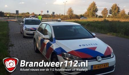 Rent A Cop actie door de politie Waalwijk