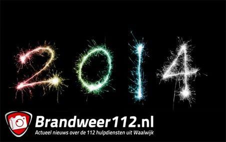 Overzicht van meldingen oud en nieuwjaar in Waalwijk