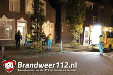 Persoon raakt zwaargewond na val van trap aan de Grotestraat Waalwijk