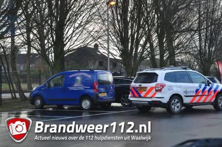 Vermiste man gevonden aan de Bachlaan Waalwijk