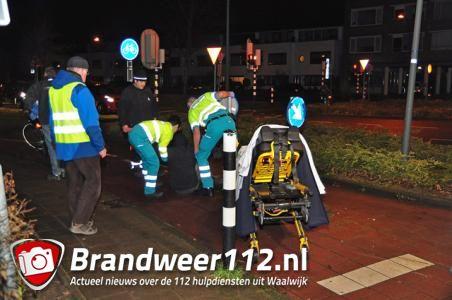 Jongen gewond bij ongeluk met snorscooter in Waalwijk