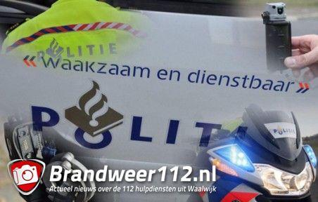 Twee fietsendieven op heterdaad betrapt in Waalwijk