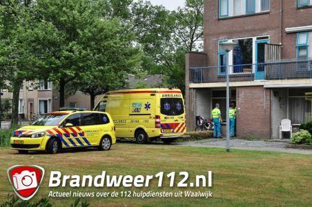Incident aan de Dr. Kuyperlaan Waalwijk