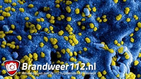 Drie inwoners gemeente Waalwijk besmet met coronavirus