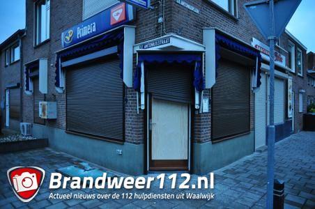 Politie vangt inbrekers Primera in Waalwijk na wilde achtervolging