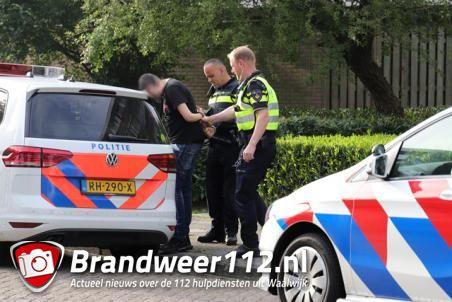 UPDATE: Vijf aanhoudingen in Waalwijk, auto's en scooters in beslag genomen
