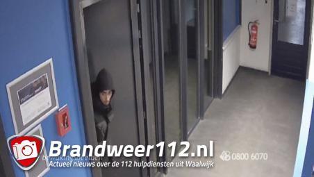 Geen half werk van inbrekers in Waalwijk, daders maken grote hoeveelheid telefoons en parfum buit