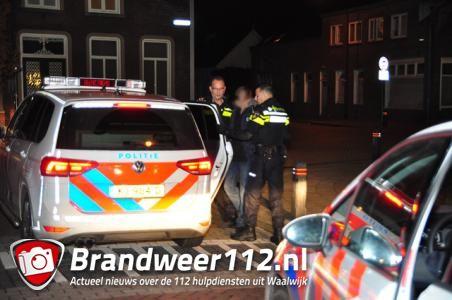 Vier mannen aangehouden na knokpartij aan de Hugo de Grootstraat Waalwijk