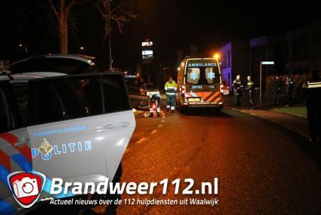 Motorrijder (35) omgekomen bij ongeluk Waalwijk