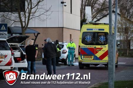 Dode man op straat gevonden bij ETZ aan de Kasteellaan Waalwijk