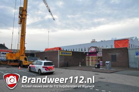 Op zoek naar een all-inclusive in de bajes? Inbrekers komen via dak binnen bij reisbureau Waalwijk