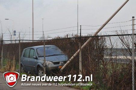 FOUTJE: Bestuurder neemt oprit te vroeg A59 (Maasroute) Waalwijk