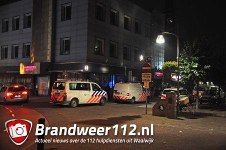 Cafébezoeker maakt amok bij La Danza aan de Grotestraat Waalwijk
