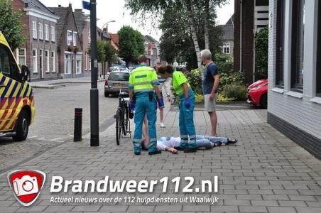 Gewonde jongen op straat gevonden in Waalwijk