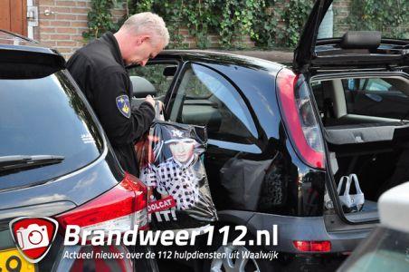 Vrouw steelt tassen vol met kleding bij H&M aan winkelcentrum De Els Waalwijk