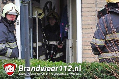 Gaslucht in woning aan de Mendelssohnstraat Waalwijk