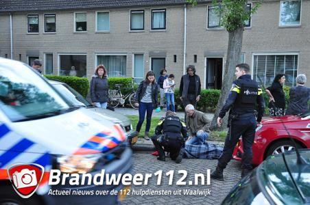 Schietpartij aan de Sweelinckstraat Waalwijk