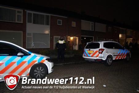 Poging overval in Waalwijk, politie met honden op zoek naar twee jonge daders