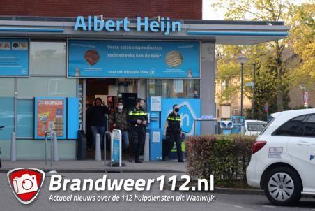 Persoon mishandeld aan het Bloemenoordplein Waalwijk