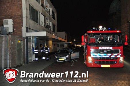 Koolmonoxidemelder gaat af in woning aan het St. Jansplein Waalwijk