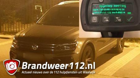 Bestuurder rijdt 191 kilometer per uur over de Midden-Brabantweg Waalwijk