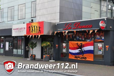 Man gewond bij steekincident aan de Grotestraat Waalwijk